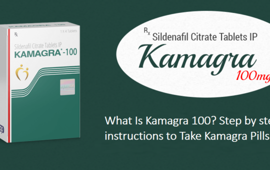 Step by step instructions to Take Kamagra Pills
