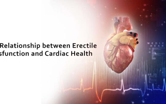 The Relationship between Erectile Dysfunction and Cardiac Health