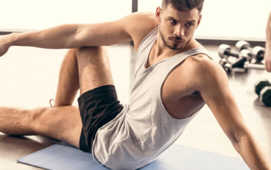 How to Workout and improve men's health?